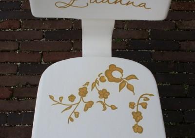 Geboortestoeltje Luanna