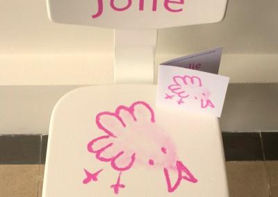 Geboortestoeltje Jolie