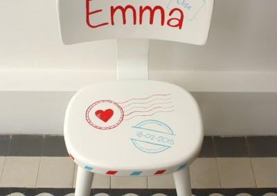 Geboortestoeltje Emma