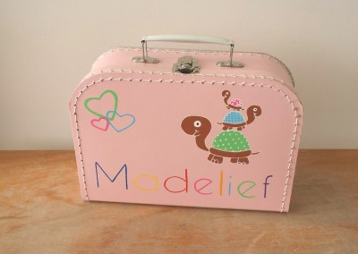 Geboortekoffertje Madelief