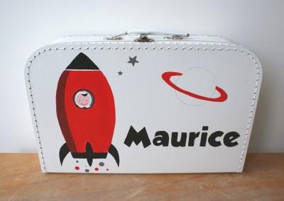 Geboortekoffertje Maurice