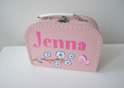 Geboortekoffertje Jenna