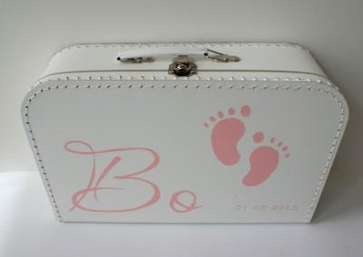 Geboortekoffertje Bo