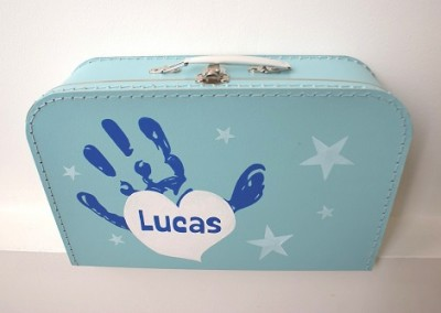 Geboortekoffertje Lucas