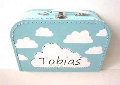 Geboortekoffertje Tobias