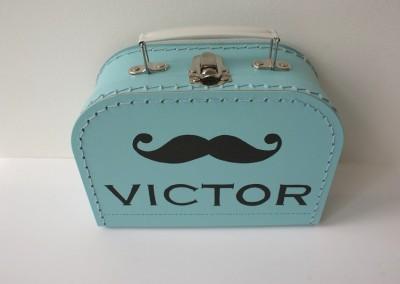 Geboortekoffertje Victor