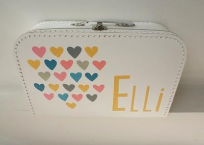 Geboortekoffertje Elli