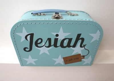 Geboortekoffertje Jesiah