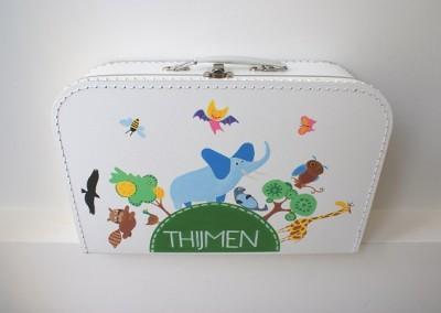 Geboortekoffertje Thijmen