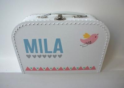 Geboortekoffertje Mila