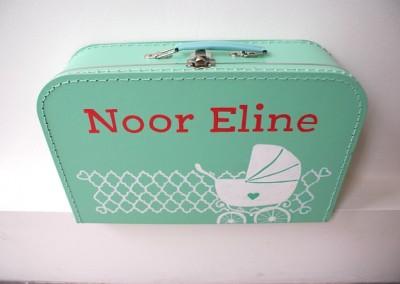 Geboortekoffertje Noor Eline