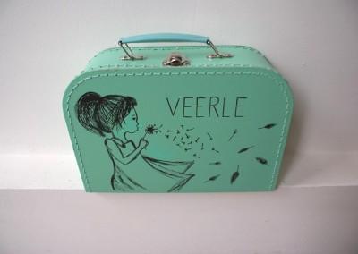 Geboortekoffertje Veerle