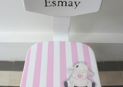 Geboortestoeltje Esmay