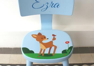 Geboortestoeltje Ezra