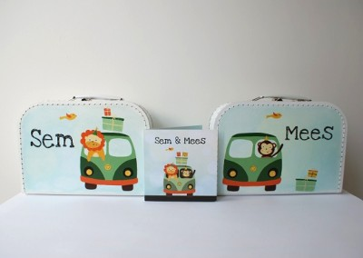 Koffertjes Sem & Mees
