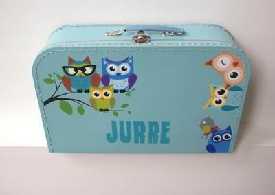 Geboortekoffertje Jurre