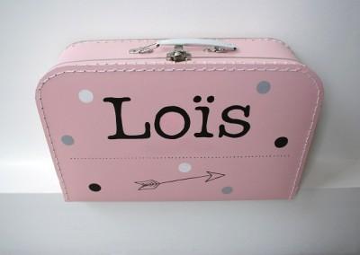Geboortekoffertje Lois