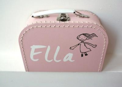 Geboortekoffertje Ella