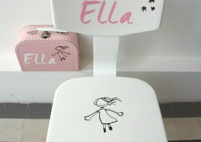 Geboortestoeltje Ella