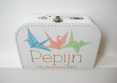 Koffertje Pepijn