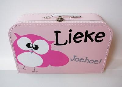 Geboortekoffertje Lieke