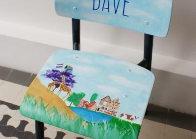 Geboortestoeltje Dave