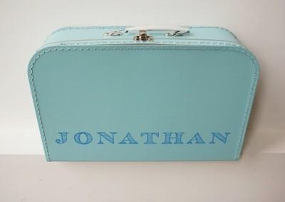 Geboortekoffertje Jonathan