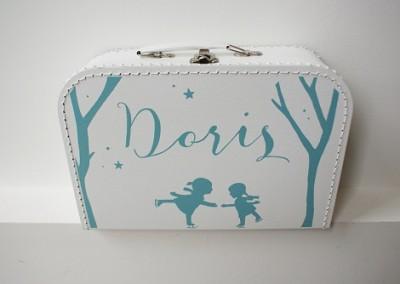 Geboortekoffertje Doris