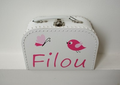 Geboortekoffertje Filou