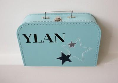 Geboortekoffertje Ylan