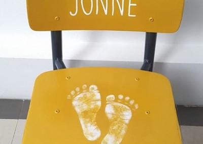 Geboortestoeltje Jonne